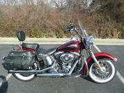 2012 Harley-Davidson FLSTC Heritage Softail Classsic