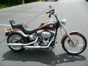2008 - Harley-Davidson 105th Anniversary FXSTC Softail