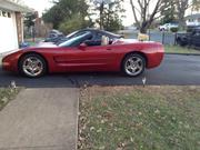 1998 chevrolet Chevrolet Corvette Base Convertible 2-Door