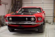 1969 Ford Mustang 99999 miles